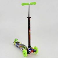Самокат Best Scooter макси 1393 наклонный поворот руля
