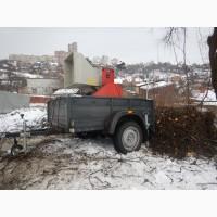 Аренда дереводробилки Киев, измельчитель веток
