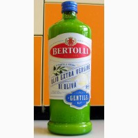Оливковое масло Bertolli Gentile Extra Vergine, 1 л