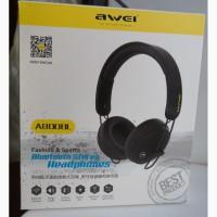 Bluetooth наушники Awei A800BL (Чорний)