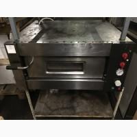 Печь для пиццы б/у Cuppone PA/24S подовая печь бу