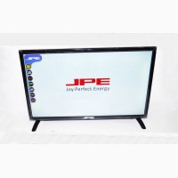 Телевизор JPE 22 Full HD DVB - T2, 12v/220v, HDMI, USB