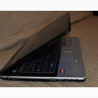 Игровой, как новый ноутбук eMashines G640G с экраном 17, 3
