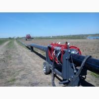Замена и ремонт трубопроводов в дачных кооперативах ина садовых участках