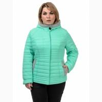 Модная демисезонная куртка, размеры 48 - 54