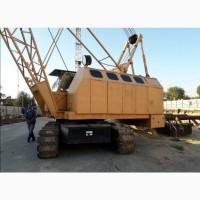 Кран гусеничный РДК (RDK) -250 с БСО