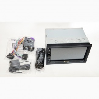 2din Pioneer 7020 CRBG GPS навигация 8Gb карта памяти c навигацией