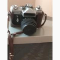 Продам фотоапарат Zenit-E б/в
