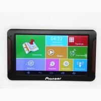 7#039;#039; Планшет Pioneer 718 - GPS+ 4Ядра+ 8Gb+ Android