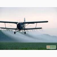 Авіаційно-хімічні роботи в сільському господарстві