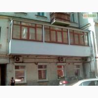 Балконы ремонт