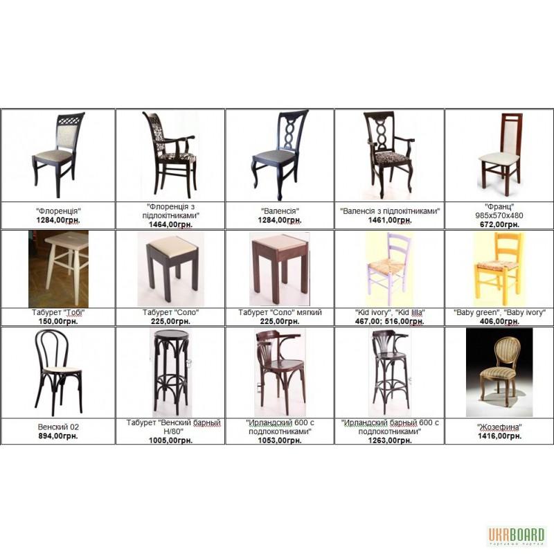 Фото 2. Деревянные стулья и столы, мебель из дерева для кафе, бара, паба