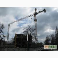 Услуги башенных кранов MК компании GC S.p.A., г/п 8 тонн