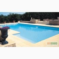 Плитка для дорожек и бортов бассейна «Pierra» Франция