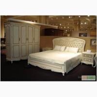Спальня класса Люкс Жасмин в класическом стиле. Цвет спальни