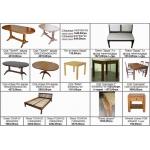Деревянные столы и стулья,деревянная барная мебель из дерева Киев