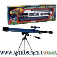 Телескоп рефрактор для начинающих Konuspace 4