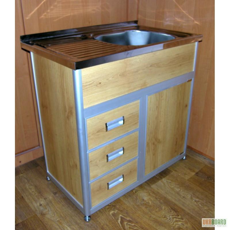 Как сделать тумбу под раковину в кухне