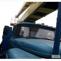 Продаем автогидроподъемник АГП-22 (вышка) на шасси ЗИЛ-130, 1989 г.в.