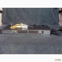 Продам управляемый коммутатор D-Link DES 3200-26