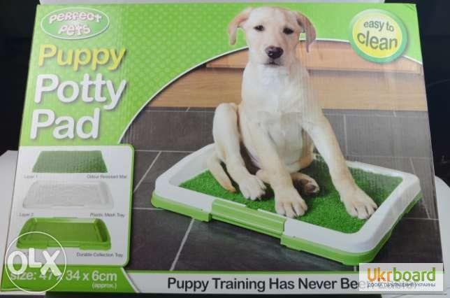 Фото 2. Горшок для собак, туалет для домашних животных Potty Pad For Dogs