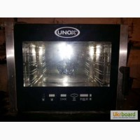 Продам пароконвектомат Unox/Унокс бу XVC304