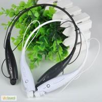 Стерео Bluetooth 4.0 наушники + гарнитура копия LG Tone-Pro