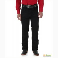 Джинсы Wrangler 936WBK Cowboy Cut Slim Fit Jeans - Shadow Black (США)