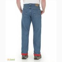 Зимние джинсы на теплой подкладке Wrangler Rugged Wear Thermal Jeans США