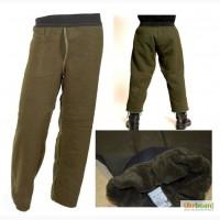 Теплые армейские штаны на искусств. меху(Голландия)Новые