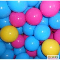 Продам шарики для сухого бассейна:зеленый, красный, синий, розовый, желтый; Вышлю по Украине