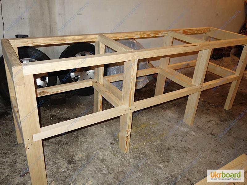 Стол для верстака своими руками 715