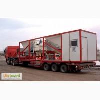 Мобильный бетонный завод Sumab K-40