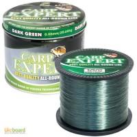Леска Carp Expert Dark Green 1200 м 0.27, 0.3, 0.35, 0.4 мм