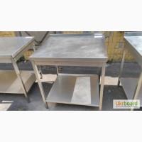 Разделочные столы из нержавейки цена б/у