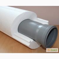 Скорлупа трубная ( с пенопласта) для теплоизоляции труб