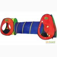 Игровая Палатка С Тоннелем 5015 Лабиринт