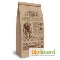 Корм Баланс-формула Говядина ТМ Home Food