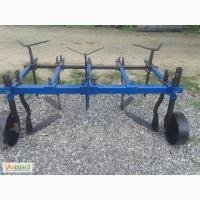 Культиватор междурядной и сплошной обработки для мотоблока ТМ ШИП (0, 8 м, опорные колеса)