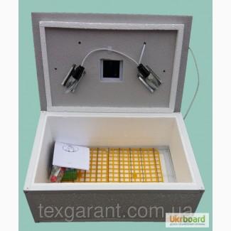 Инкубатор для яиц Цыпа ИБМ -100 (пластиковый корпус) с механическим переворотом