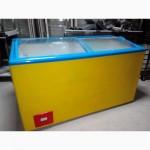 Продам б/у морозильные лари на 400-500 л