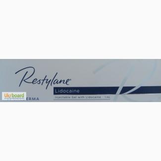 Филлер Restylane Lidocaine ХИТ ПРОДАЖ