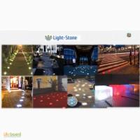 Тротуарная плитка которая светится и крепче бетонной плитки