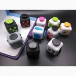 Игрушка антистресс FidgetCube разные цвета кубик-антистресс