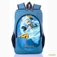 Школьный рюкзак с принтом Ниндзяго Nindjago