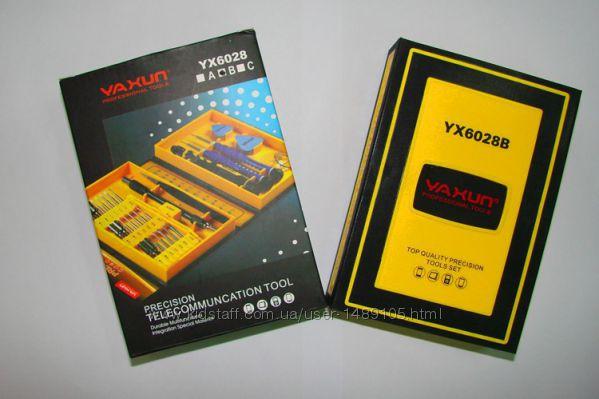Фото 13. Набор отверток YX-6028B 38 в 1 Набор высокоточного инструмента для ремонта электронных
