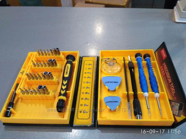 Фото 20. Набор отверток YX-6028B 38 в 1 Набор высокоточного инструмента для ремонта электронных