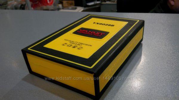 Фото 9. Набор отверток YX-6028B 38 в 1 Набор высокоточного инструмента для ремонта электронных
