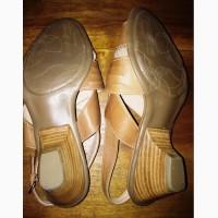 Кожаные босоножки Footglove, размер-37