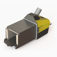 Пеллетная горелка Kvit Optima 100 кВт